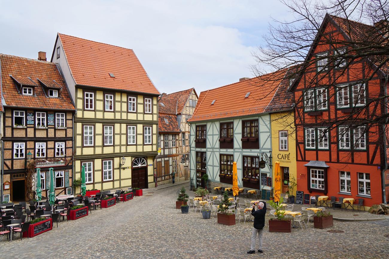 კედლინბურგი, გერმანია